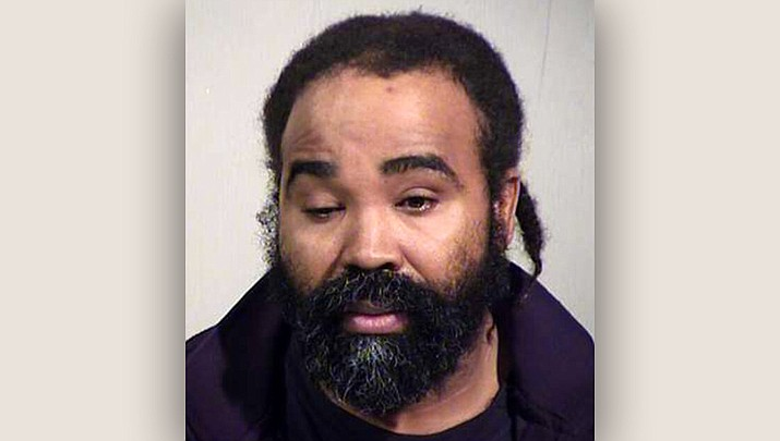 Phoenix police say Nathan Sutherland, a licensed practical nurse, has been arrested on a charge of sexual assault of an incapacitated woman who gave birth last month at a long-term health care facility. (Maricopa County Sheriff's Office)