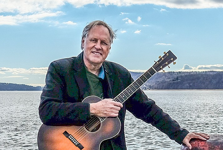 Three-time Grammy winner Tom Chapin. (Courtesy)