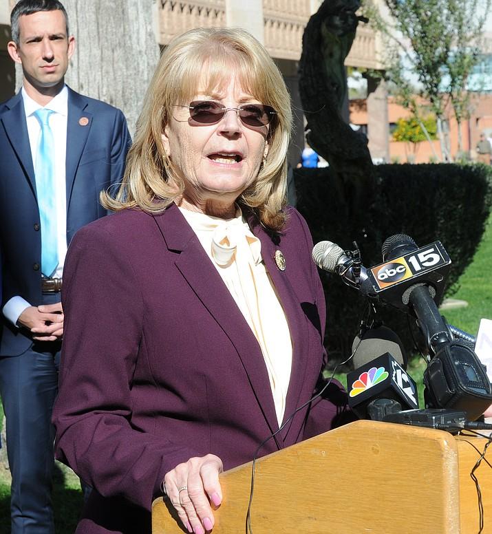 Senate President Karen Fann of Prescott. (Courtesy)