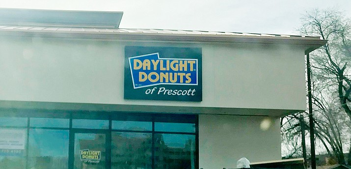 Daylight Donuts of Prescott is opening near the hospital's Prescott campus. (George Johnston/Courier)