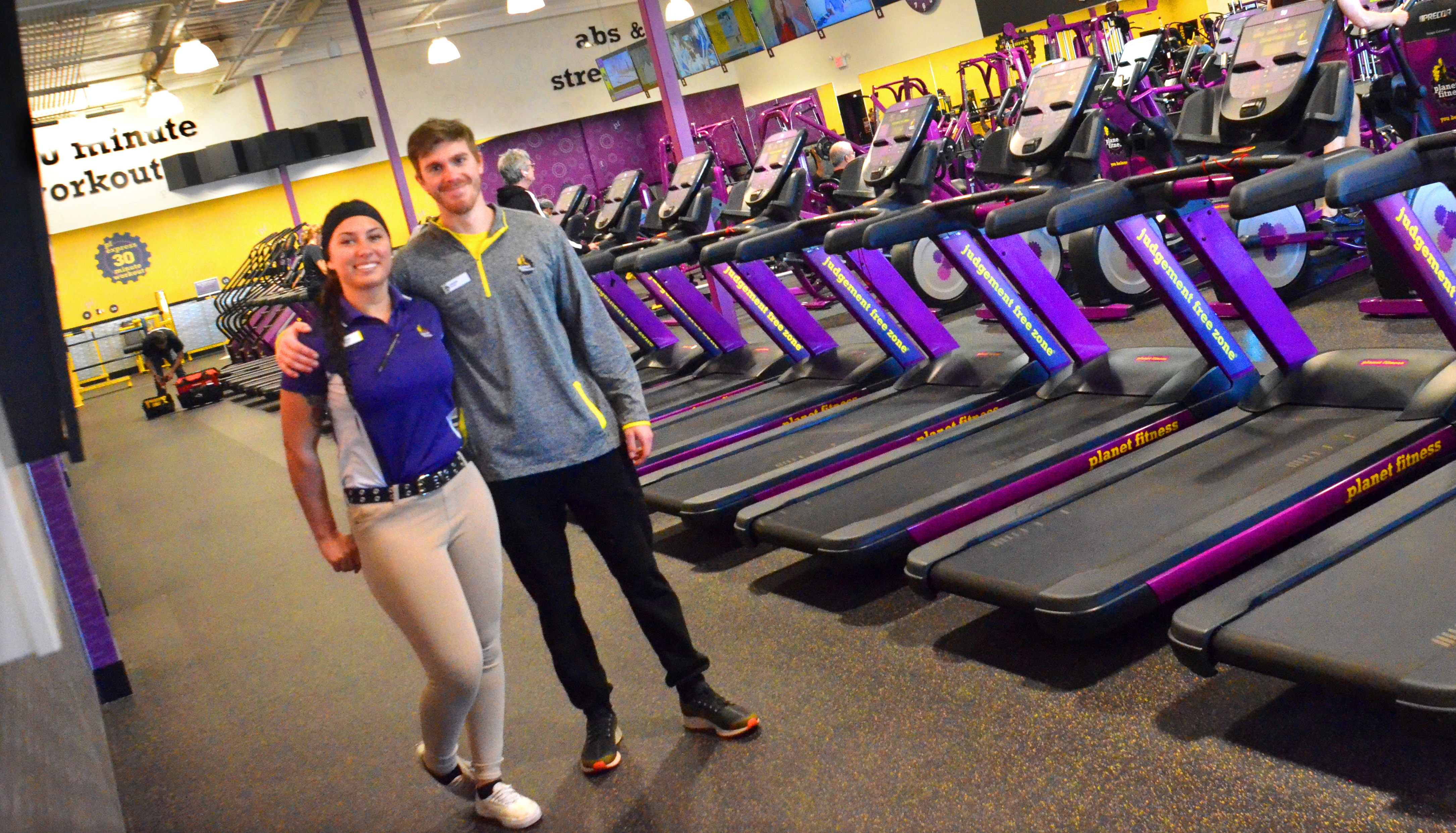 New Judgment Free Fitness Center Opens In Cottonwood The Verde Independent Cottonwood Az