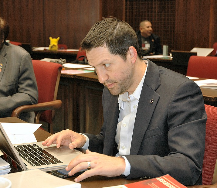 State Sen. Paul Boyer (Howard Fischer/Capitol Media Services, file)