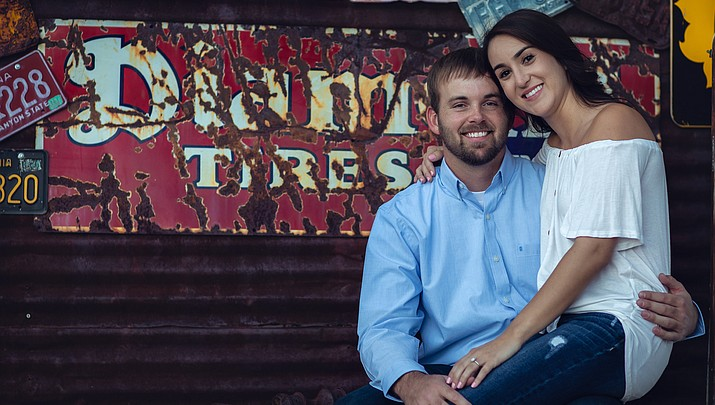 Williams and Nutt one step closer to tying the knot