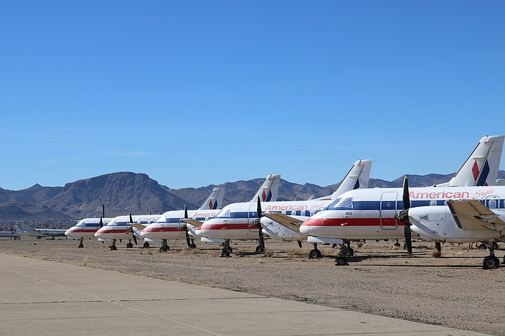 Mohave County Superior Court Judge Steven Moss delivered the final order of condemnation in the City's legal battle with the Kingman Airport Authority on Jan. 23. (Daily Miner file photo)
