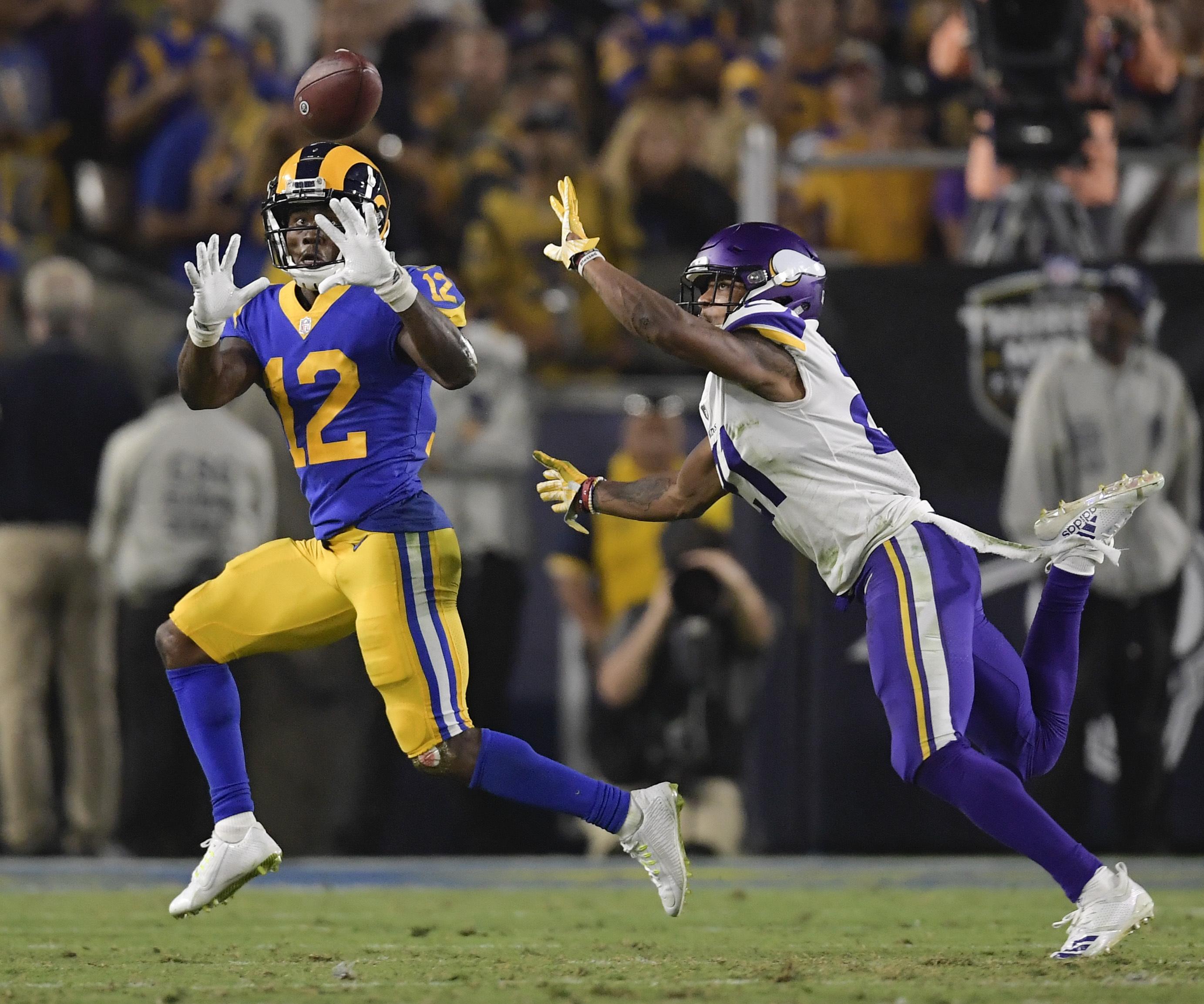 LA s Cooks grabs 2nd shot at Super Bowl after Patriots trade  40dbbd795