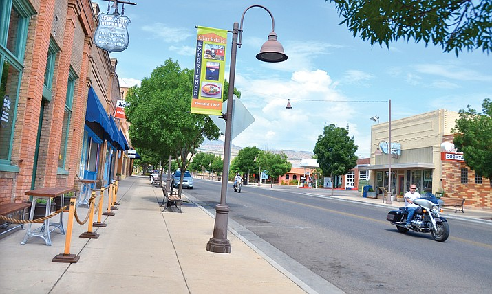 Clarkdale was one of two Arizona communities to be selected for Arizona State University's ASU's Global Institute of Sustainability Program Cities Projects. VVN file photo