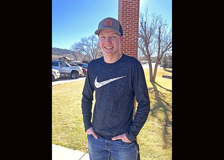 Carsten Brinkworth is a senior at Williams High School.