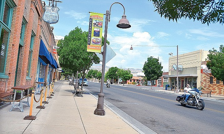 Clarkdale was one of two Arizona communities to be selected for Arizona State University's Global Institute of Sustainability Project Cities Program. VVN file photo