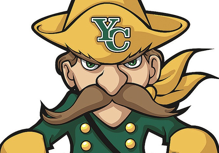 Yavapai College Roughriders. (Courtesy)
