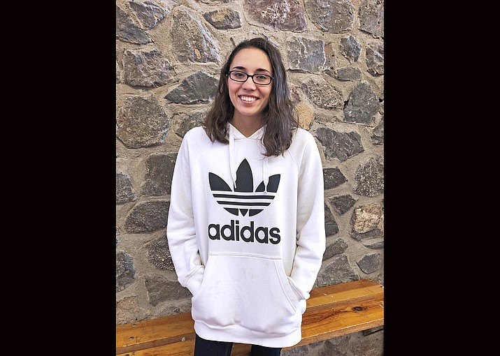 Faith Villegas is a senior at Williams High School.