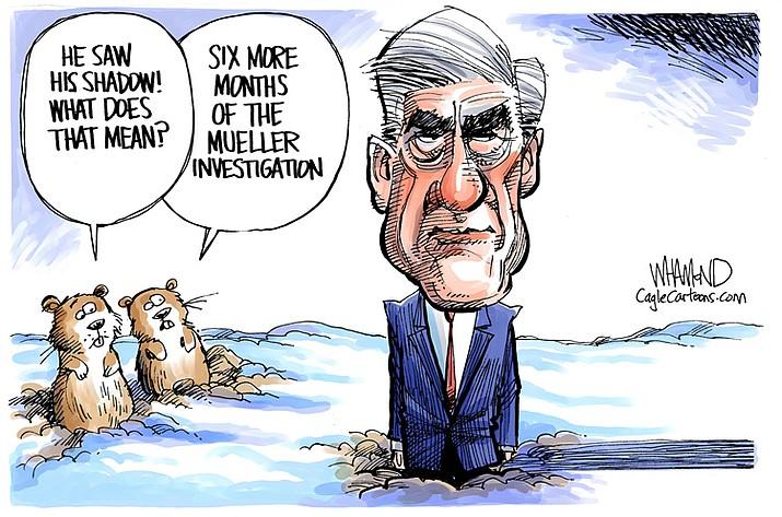 Editorial Cartoon | February 7, 2019