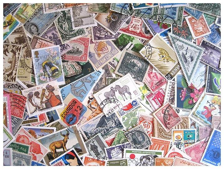 Prescott Stamp Club, meeting and auction, 12:45 p.m., Thurs. 7, Trinity Presbyterian Church, 630 Park Ave., Prescott. Dwayne, 928.445.1673 or dwayne@yfplan.com.