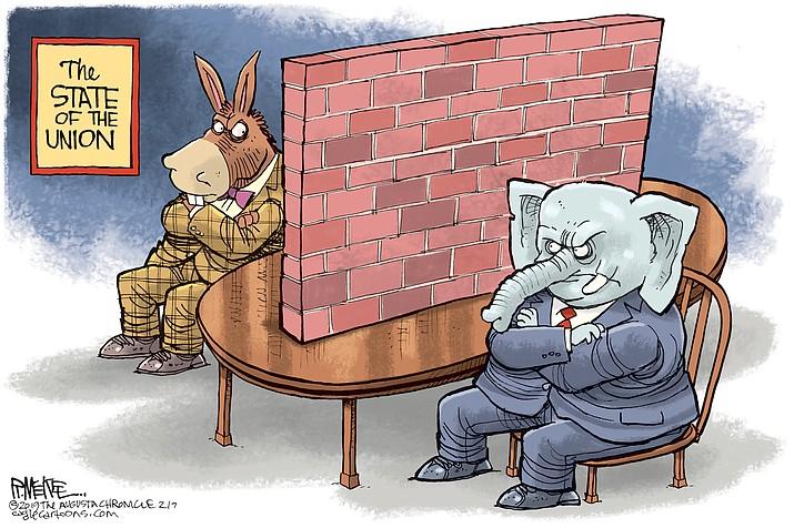 Editorial Cartoon | February 8, 2019