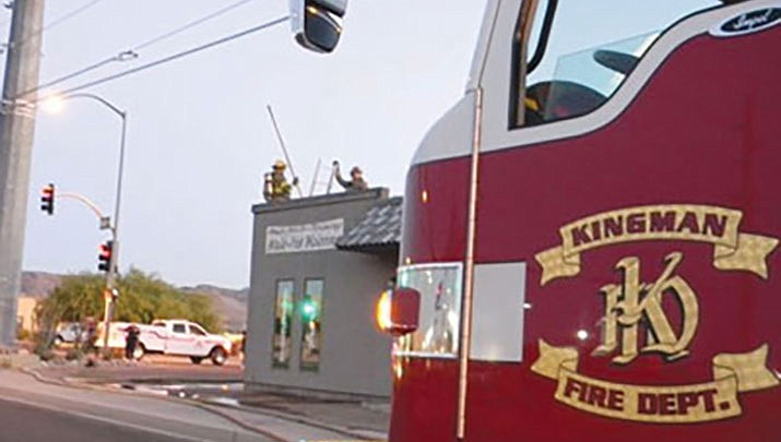 Kingman Fire Department has the backing from City Manager Ron Foggin and Councilwoman Deana Nelson to pursue a management agreement to oversee Northern Arizona Consolidated Fire Department. (Daily Miner file photo)
