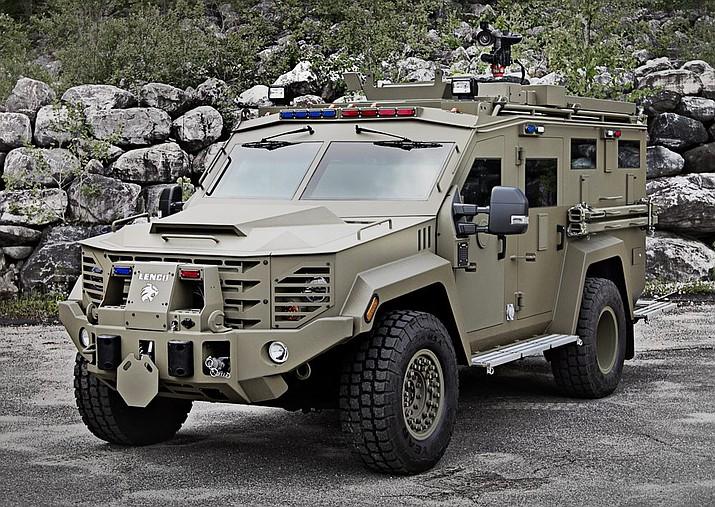 Lenco Bearcat (Lenco Armored Vehicles/Courtesy)