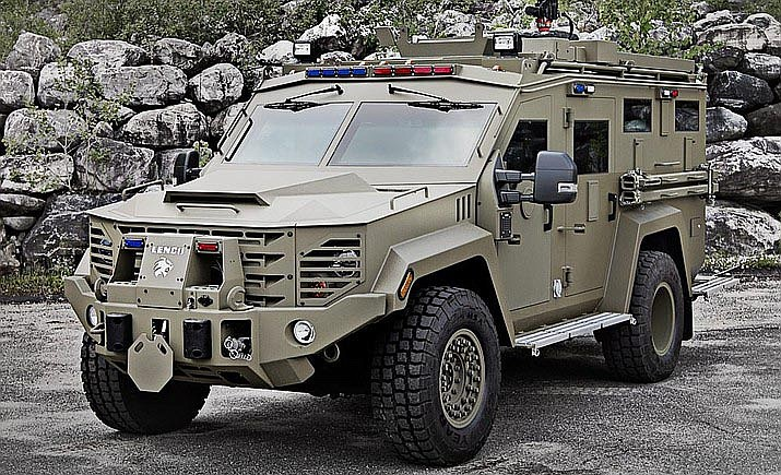 Lenco Bearcat (Lenco Armored Vehicles/Courtesy)