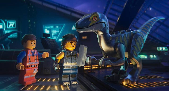 """Legos Movie 2: The Second Part"" delights at parts with its creativity and imaginative world. (Legos Movie 2: The Second Part image)"