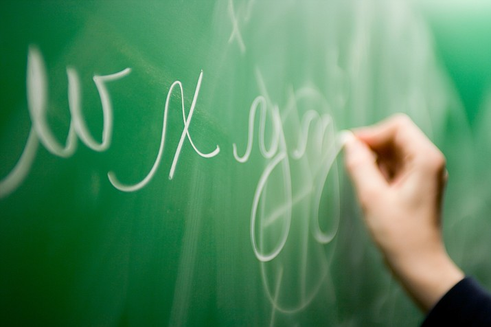 Two Taylor Hicks Elementary school teachers are piloting a new, online handwriting curriculum they see as suitable to meeting the state's new cursive writing standards. (Courier stock photo)