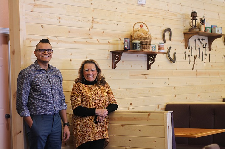 The Chicken Kitchen in Tusayan opens at 7 a.m. Feb. 15. After several progressively responsible years working for general manager ClayAnn Cook, Daniel Rivera, a Grand Canyon School graduate, will take the helm as manager for the new restaurant. (Erin Ford/WGCN)