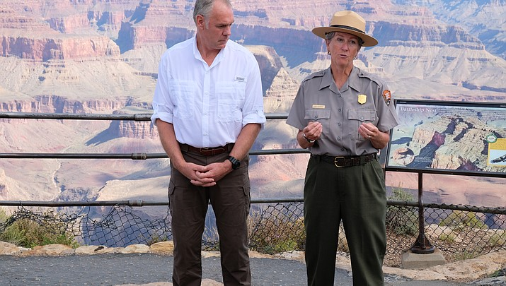 Exonerated by investigation, Lehnertz delays return to Grand Canyon