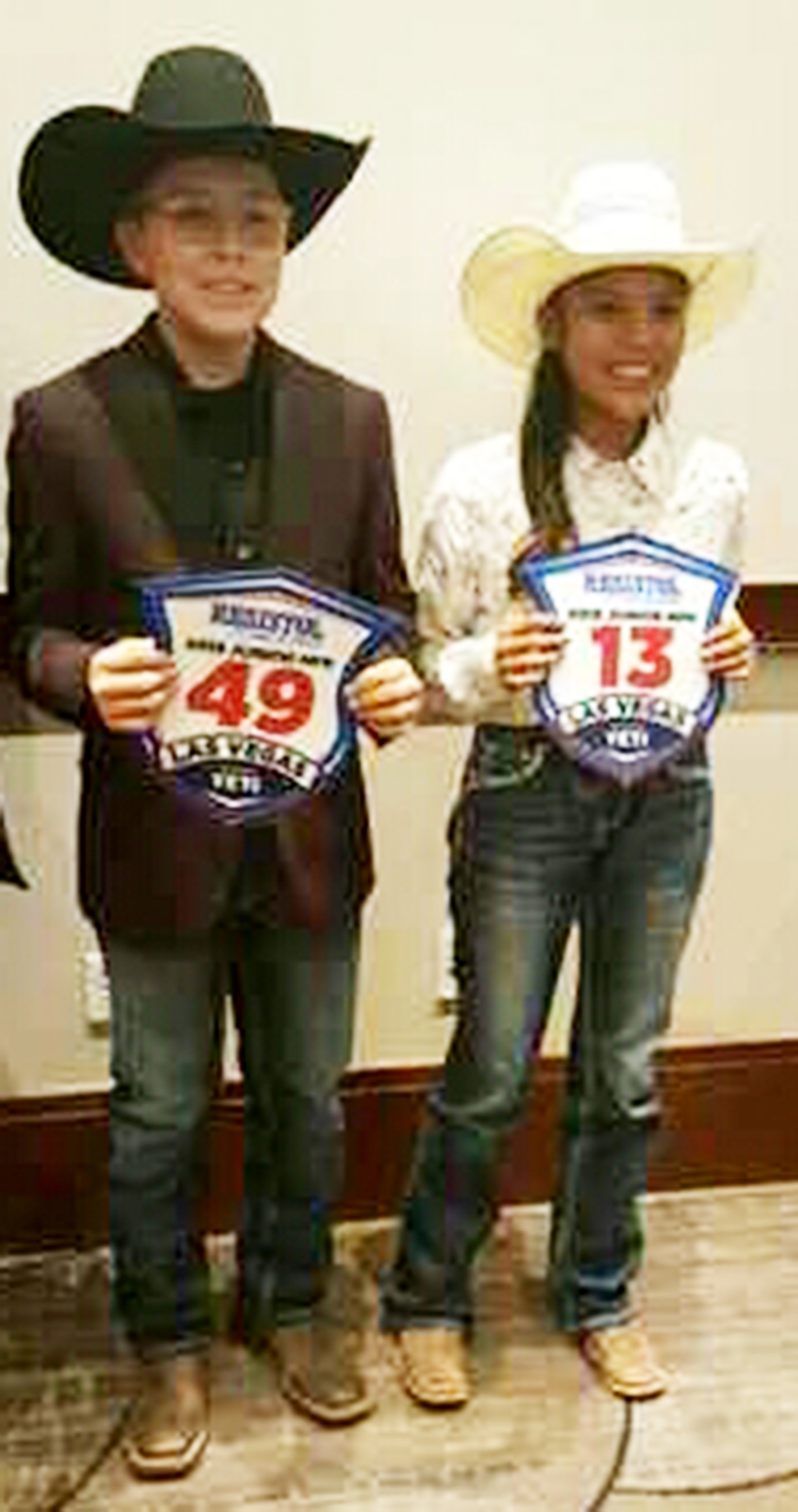 Western Junior Rodeo Association Sends Two To 2018 Jr Nfr