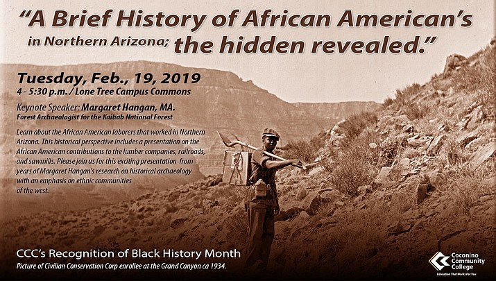 Kaibab Forest to hold presentation during Black History Month
