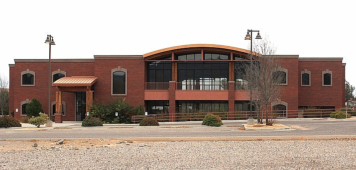 During Tuesday's work session Cottonwood City Council decided to table an item directing staff to conduct additional research on the Rough Cuts building on Main Street, outside Old Town. VVN/Kelcie Grega