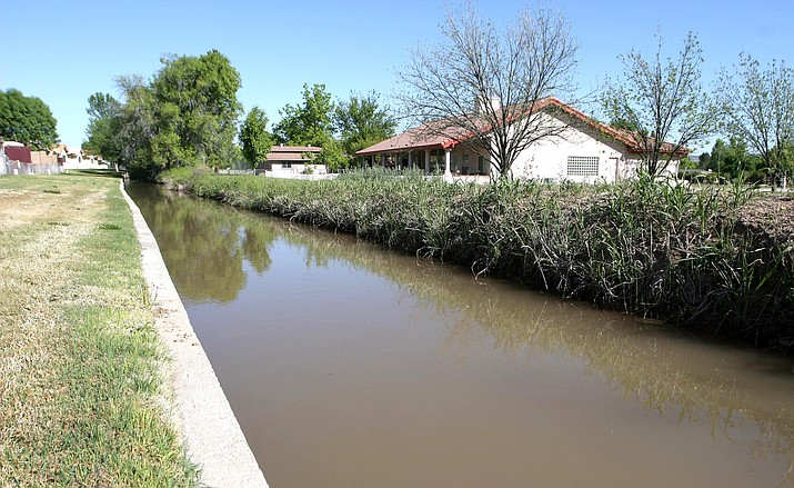 "Camp Verde's Linda Buchanan says ""transactable water certainty will add cash value to the covered parcels,"" she said. ""As a prospective buyer and seller, I will seek water certainty, and encourage others to do the same. VVN/Bill Helm"