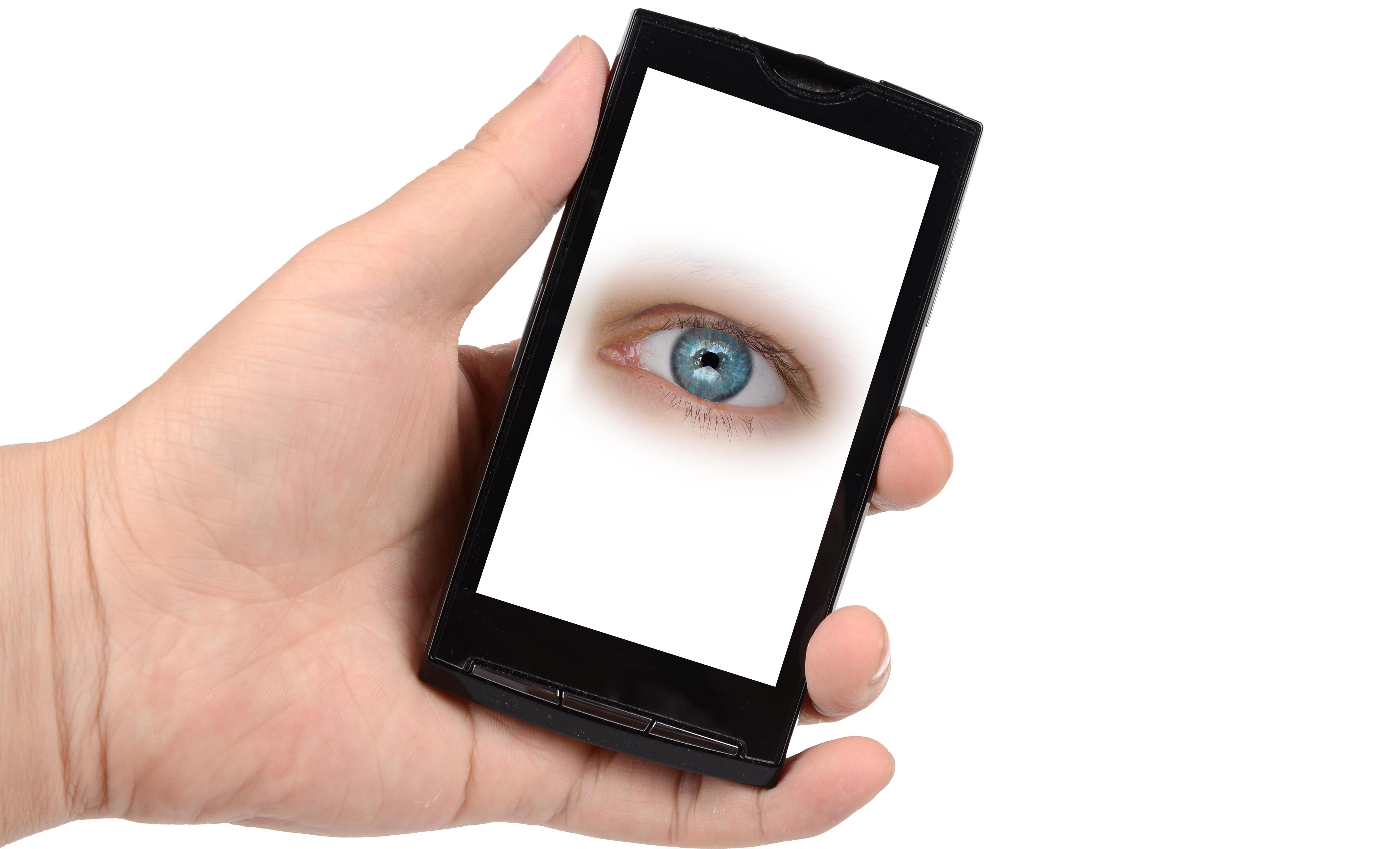 spying on a cellphone