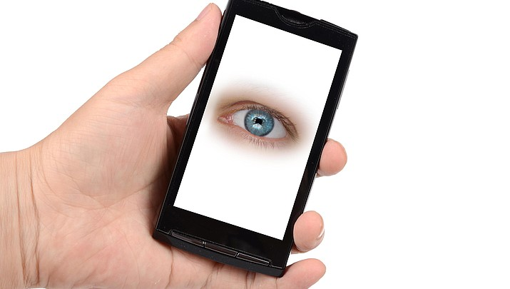 Is your cellphone spying on you?