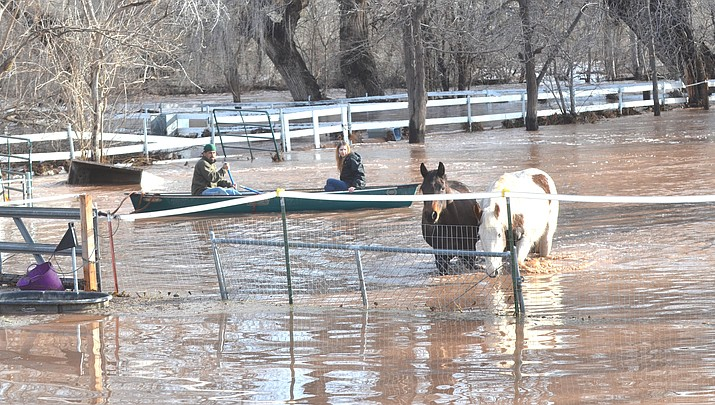 Significant flooding throughout Verde Valley (with videos)