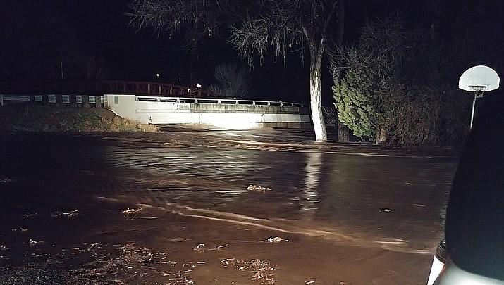 Homes flooded, deputies rescue residents in Verde, YCSO reports