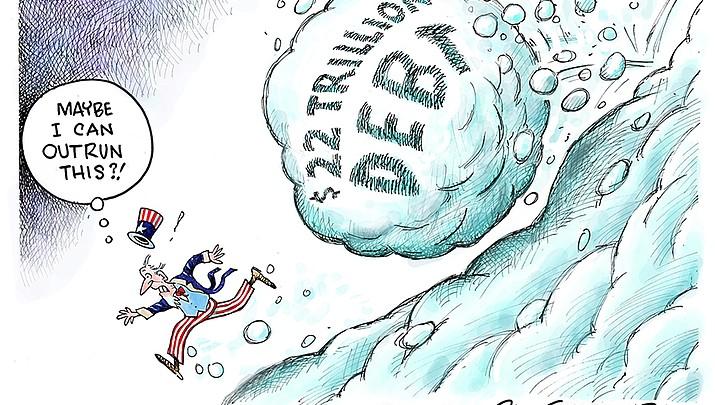 Editorial Cartoon | Feb. 17, 2019