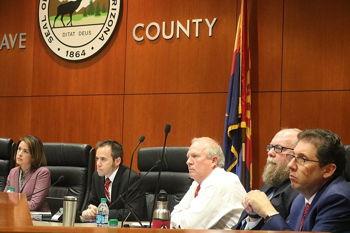 After reducing the plans for Kingman Crossing Boulevard from four lanes to two at its last meeting, Council will look into the matter again Tuesday. (Daily Miner file photo)