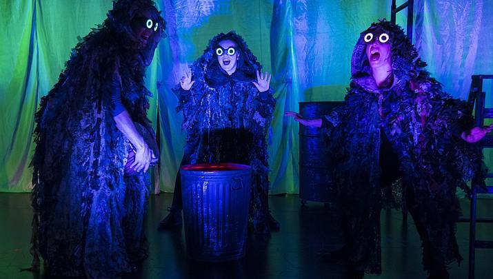 Utah Shakespeare Festival brings the classic tragedy Macbeth  to LWHS