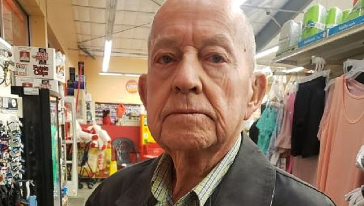 Silver alert issued for 85-year-old Kingman man