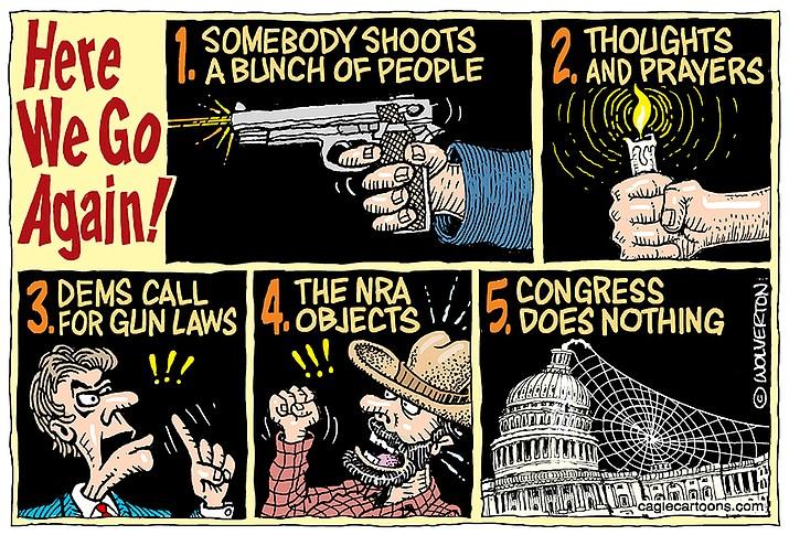 Editorial Cartoon | February 19, 2019