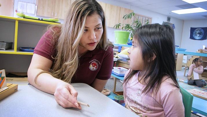 Q&A with Verde Valley Teacher of the Week Eva Ancira