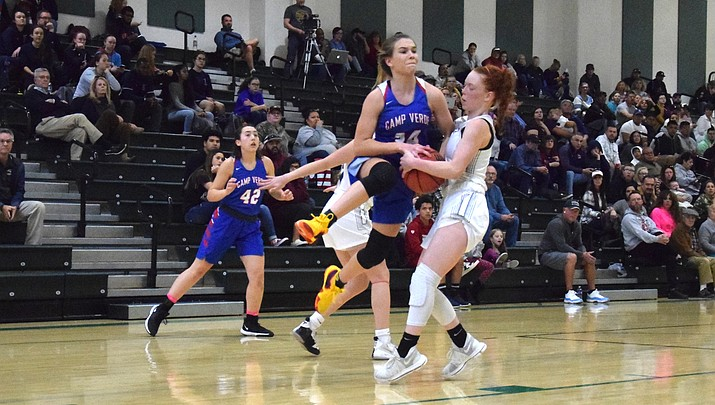Camp Verde girls basketball falls in state first round