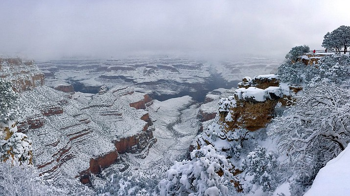 Visitors are invited to help Grand Canyon National Park celebrate its 100th anniversary Feb. 26 beginning at 10 a.m. (Photo/NPS)
