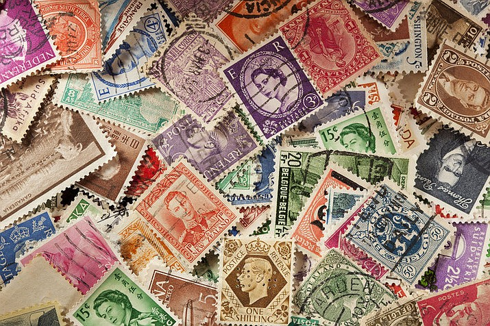 Prescott Stamp Club meeting, lunch followed by show, tell, and ask, 1 p.m., Feb. 20, Palace Restaurant, Bill Owens Room, 120 S. Montezuma, Prescott. 928-445-1673 or dwayne@yfplan.com.