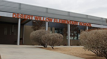 Parent says child assaulted by teacher assistant at Desert Willow Elementary photo