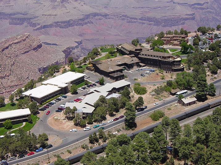Grand Canyon's safety director in saying the park did not warn workers or the public of the potential harm that existed for years. (National Park Service photo)