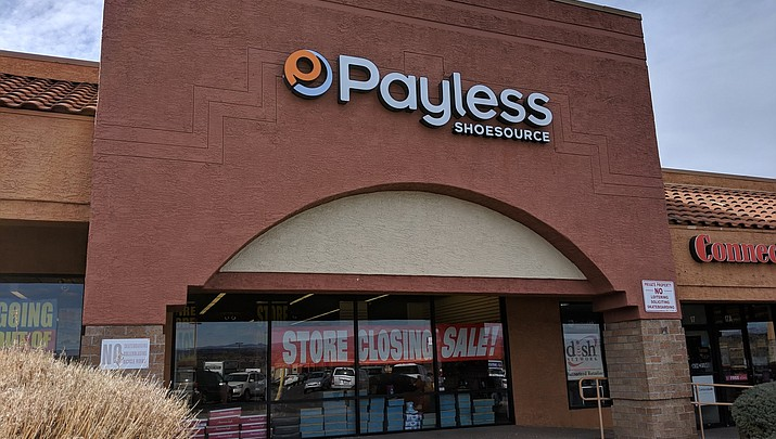 Cottonwood Payless closing amid nationwide closures