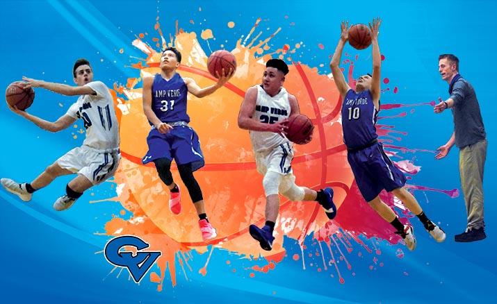 Camp Verde boys basketball stockpile Central Region honors