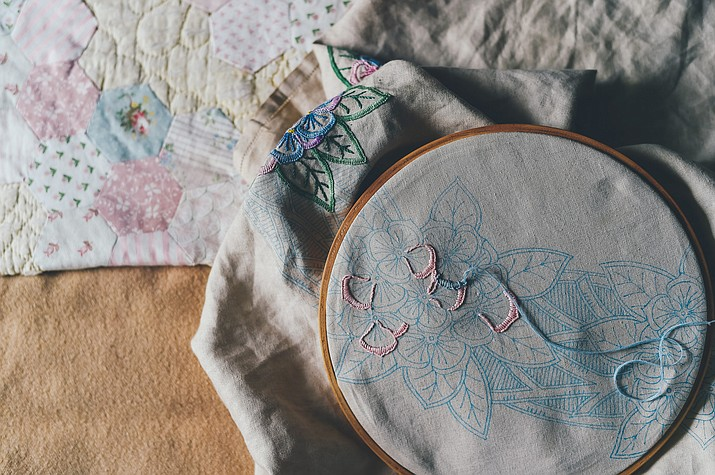 Library Quilters meet from 9 a.m. to noon, Feb. 22, at the Prescott Valley Public Library. All are welcome. Contact genie/libraryquilters.com for more information.