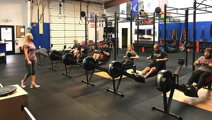 CrossFit Can-Do hosts 4th annual open competition in Cottonwood
