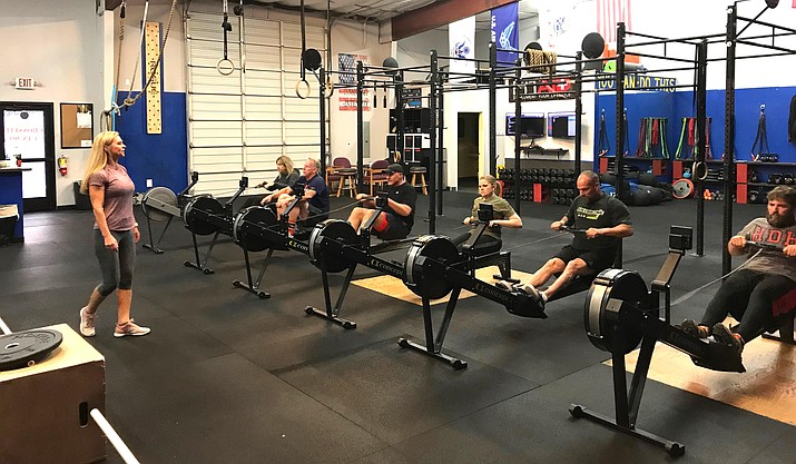 Beginning Friday, Feb. 22, 6 p.m., the Open kicks off five weeks of CrossFit workouts where each athlete will be tested and scored with their respective age group and division at Cottonwood CrossFit Can-Do, 1329 E State Route 89A.