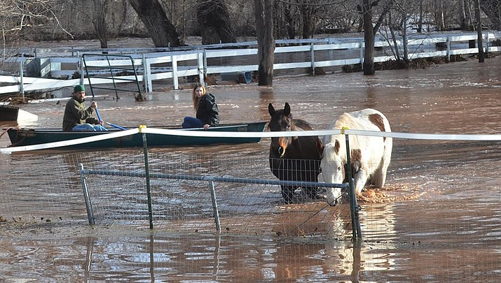 More floods? What to expect this weekend