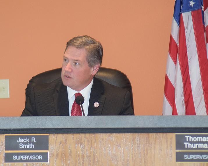 Yavapai County Supervisor Jack Smith. (Yavapai County/Courtesy)
